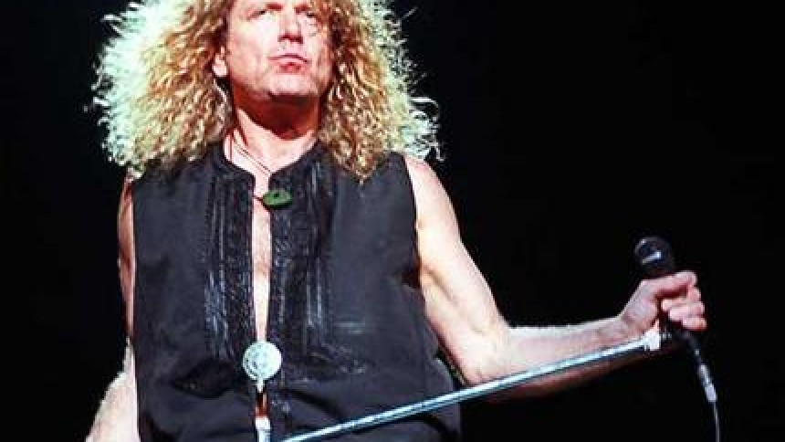 "Robert Plant ""føler sig langt fra heavy rock"""