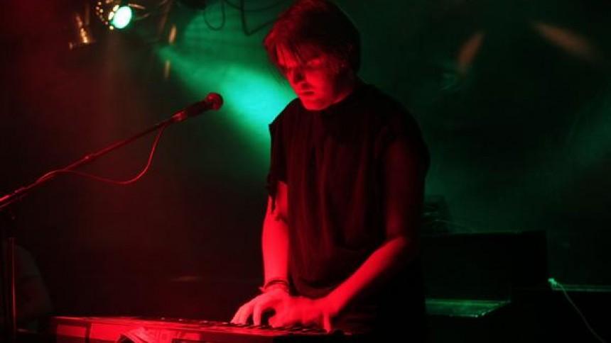 Outerspace-koncert på Loppen