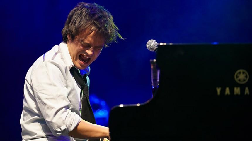 Jamie Cullum åbner Musikkens Hus