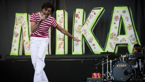 Mika --- Skive Festival --- 04.06.2010