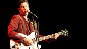 Chris Isaak - Amager bio - 06062010