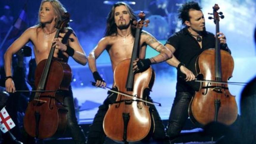Bush-sanger gæster celloband