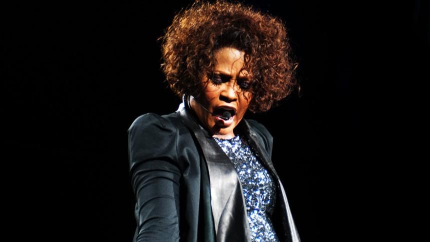 Whitney Houston er død 48 år gammel