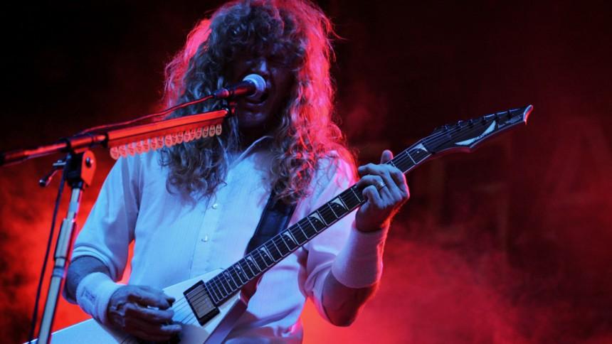 Megadeth til Århus
