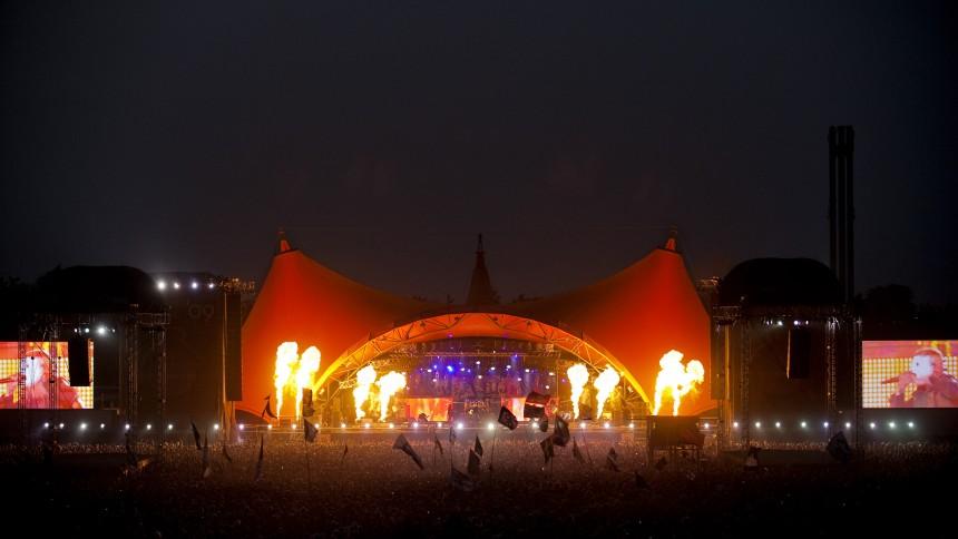 roskilde festival indgang vest adresse