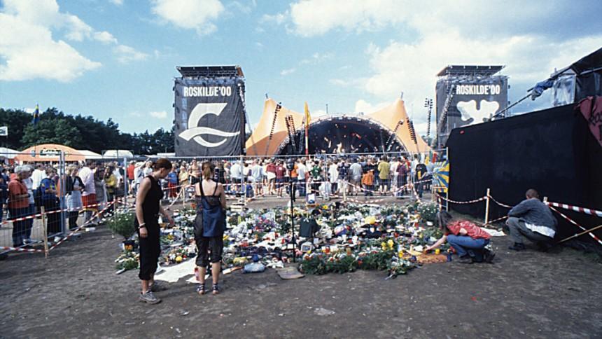 I dag er det 20 år siden: Roskilde-ulykken fortalt af et øjenvidne tæt på