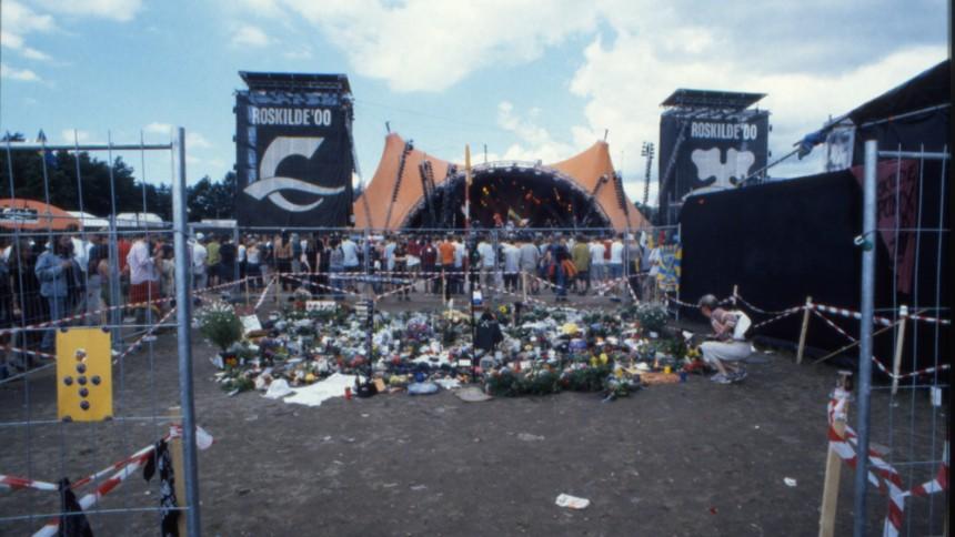 Roskilde holder premiere på film om dødsulykken i 2000