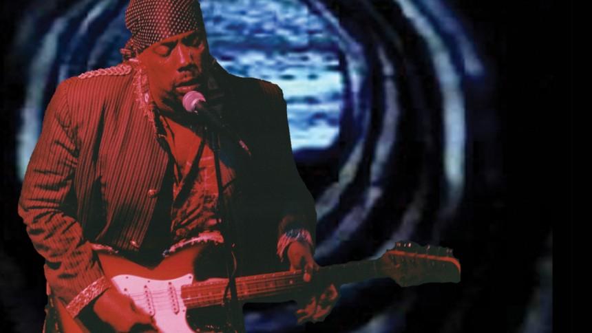 Yul Anderson hylder Hendrix