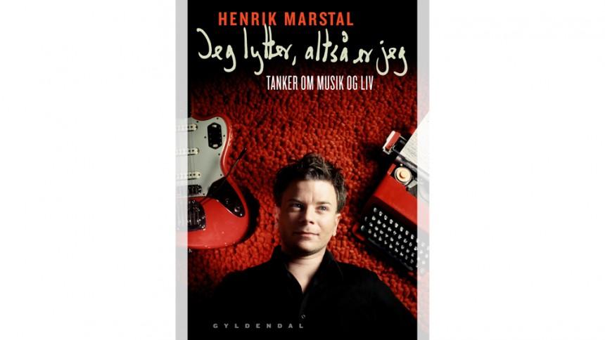 Henrik Marstal udgiver ny musikbog