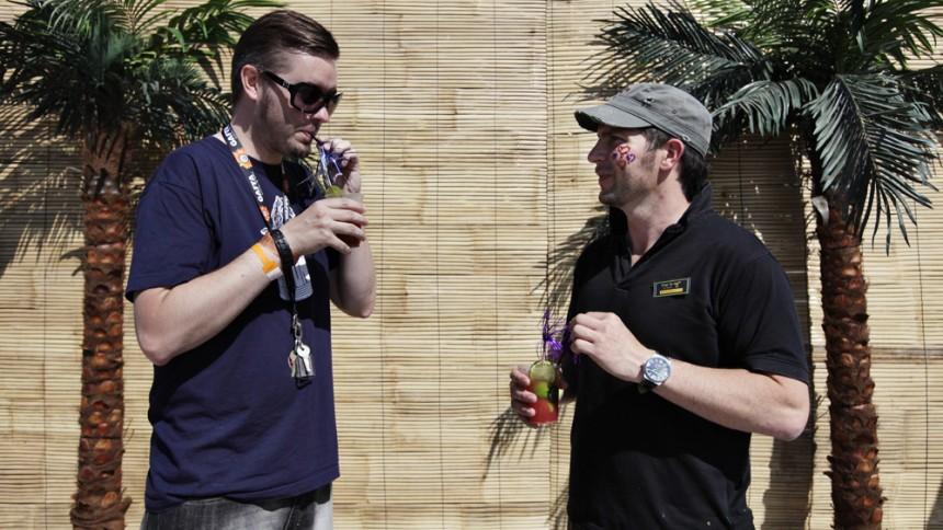 GAFFA tester den officielle Roskilde-drink