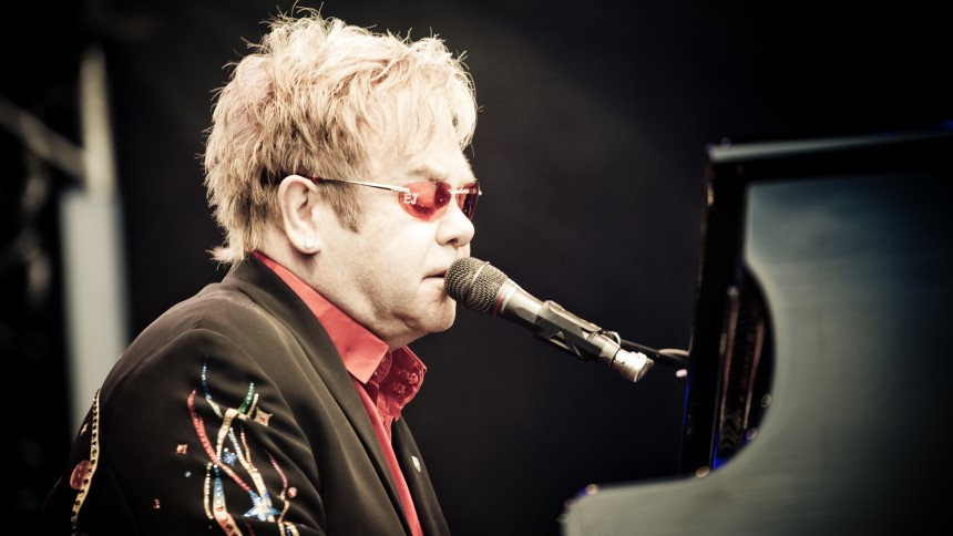 Elton John i topform på Færøerne