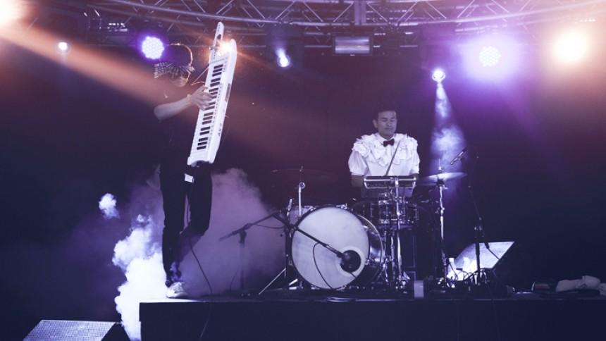 Ignug: Pavilion Junior, Roskilde Festival