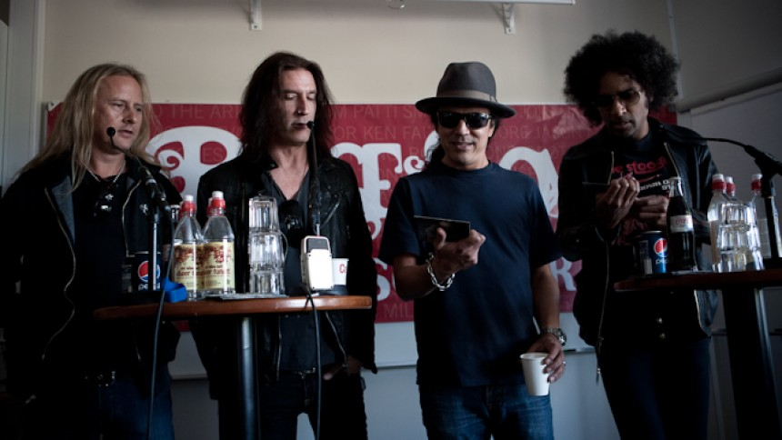 Alice In Chains arbejder på nyt