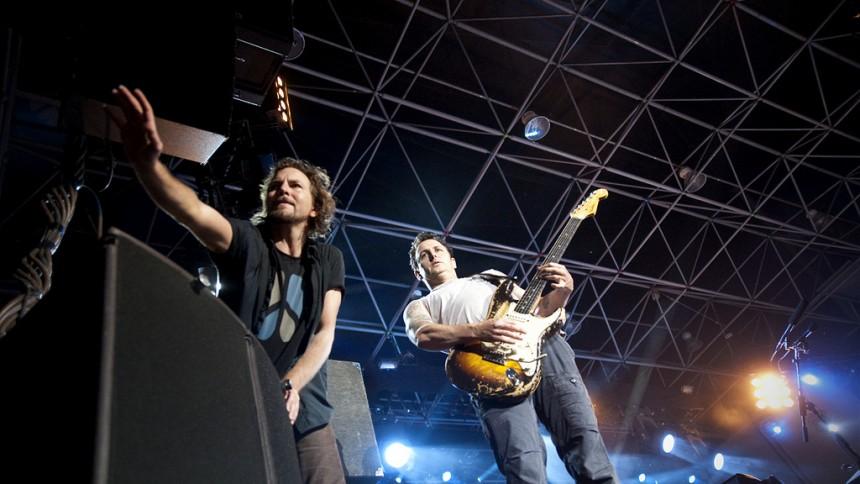Pearl Jam: Wuhlheide, Berlin