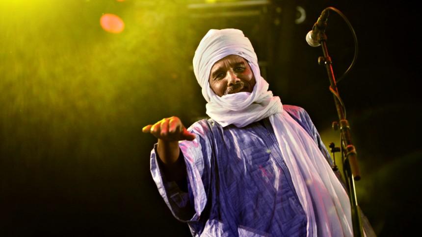 Tinariwen : Arena, Roskilde Festival