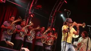 Boban i marko markovic orkestar Odeon, Roskilde, 020710