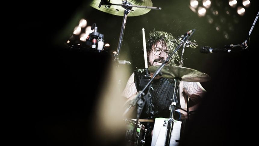 Dave Grohl vil ikke turnere med QOTSA