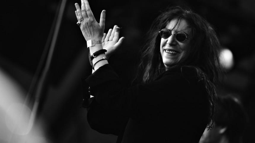 Patti Smith : Orange Scene, Roskilde Festival