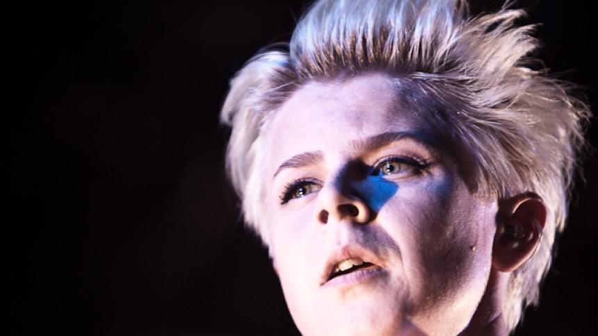Robyn : Arena, Roskilde Festival
