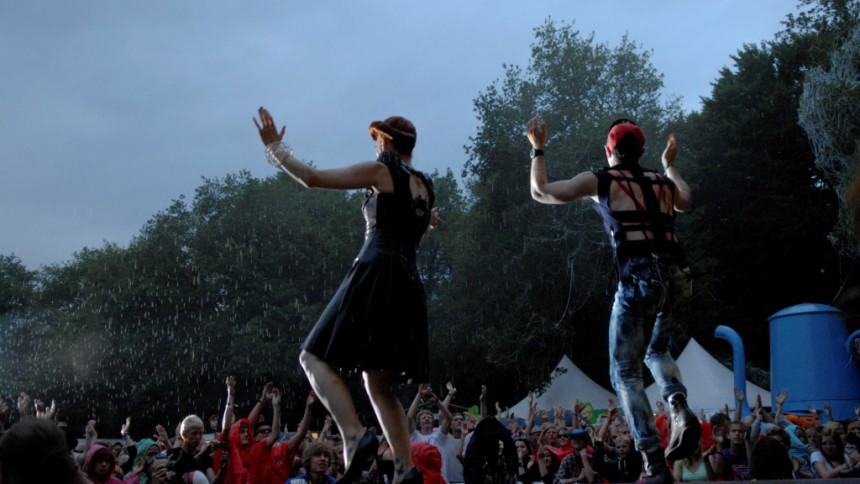 Scissor Sisters : Nibe Festival, Store Scene