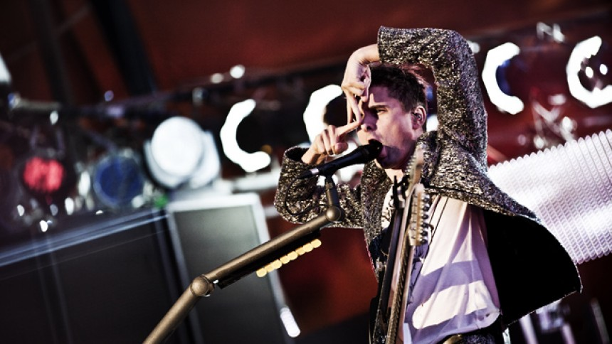 Muse : Orange Scene, Roskilde Festival