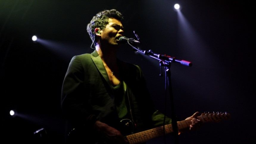 The Temper Trap : Odeon, Roskilde