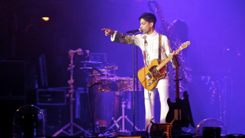 Prince : Orange Scene, Roskilde Festival