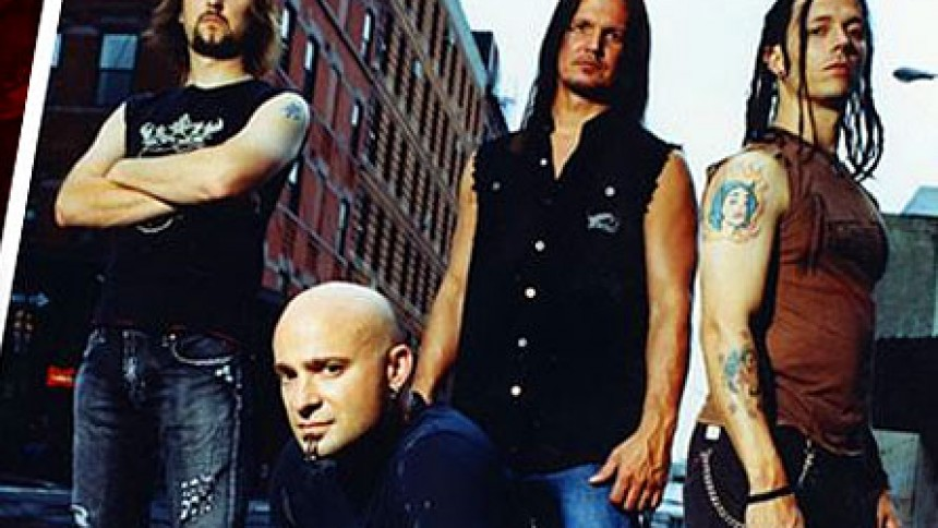 Disturbed, Papa Roach, Buckcherry og Halestorm til Danmark