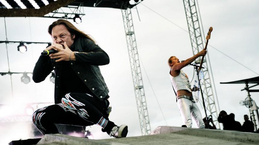 D-A-D og Kim Larsen & Kjukken giver fælles koncert