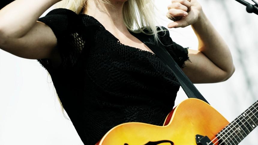 Tina Dickow: Grøn Koncert, Esbjerg