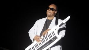 Stevie Wonder - Parken - 16072010