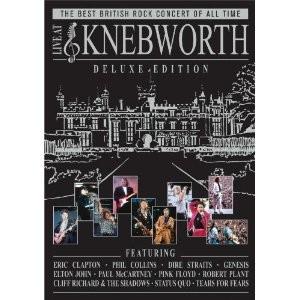 Diverse kunstnere: Live At Knebworth