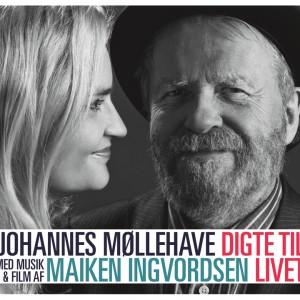 Johannes Møllehave & Maiken Ingvordsen: Digte til livet