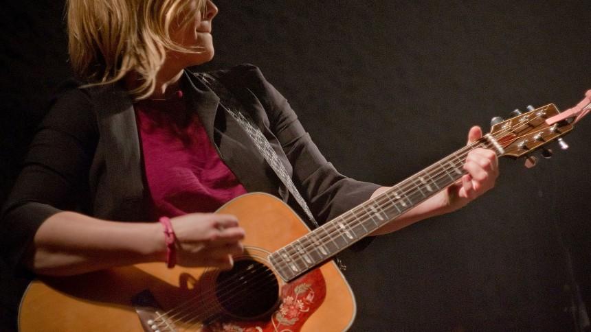 Marie Frank spiller release-show til Århus Festuge