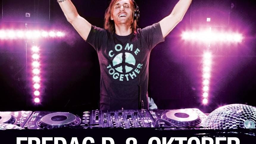 David Guetta til København