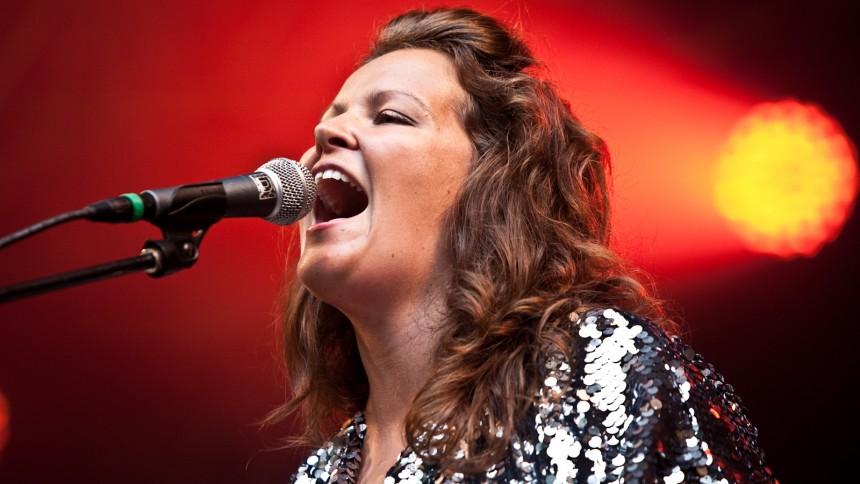 Anna Stengade : Starfighters, Rytmehans, Danmarks Smukkeste Festival