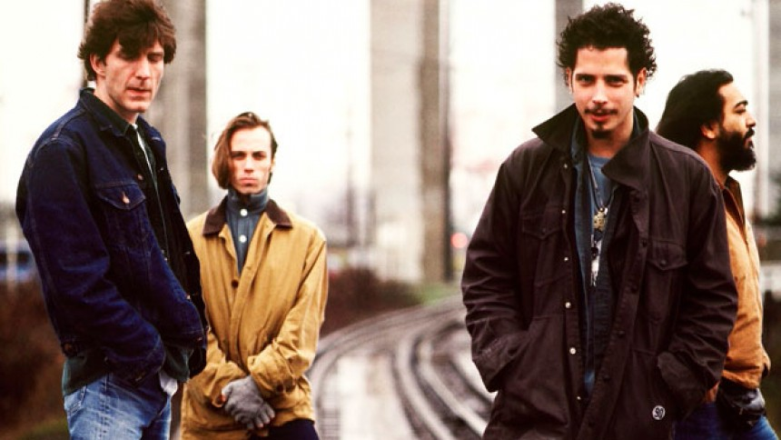 Soundgarden udgiver Telephantasm til September