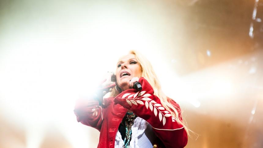 Sanne Salomonsen udgiver ny single