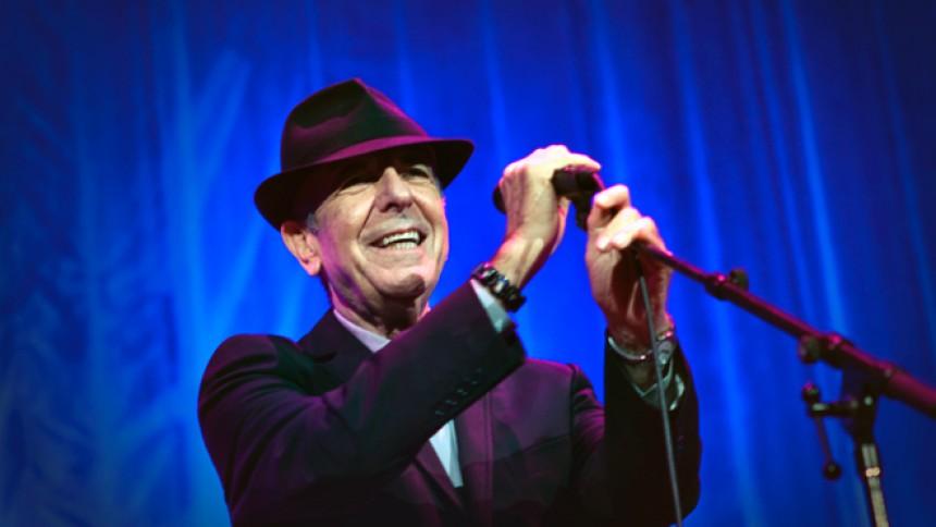 Leonard Cohen udgiver bokssæt