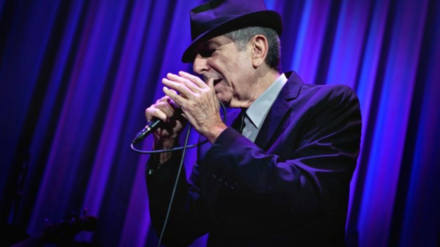 Leonard Cohen: Rosenborg Excerserplads, København