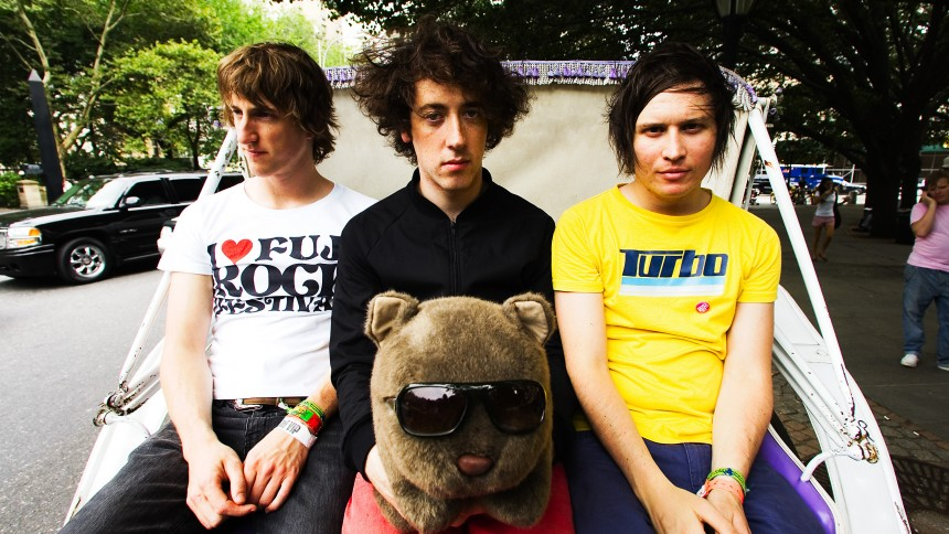The Wombats vender tilbage
