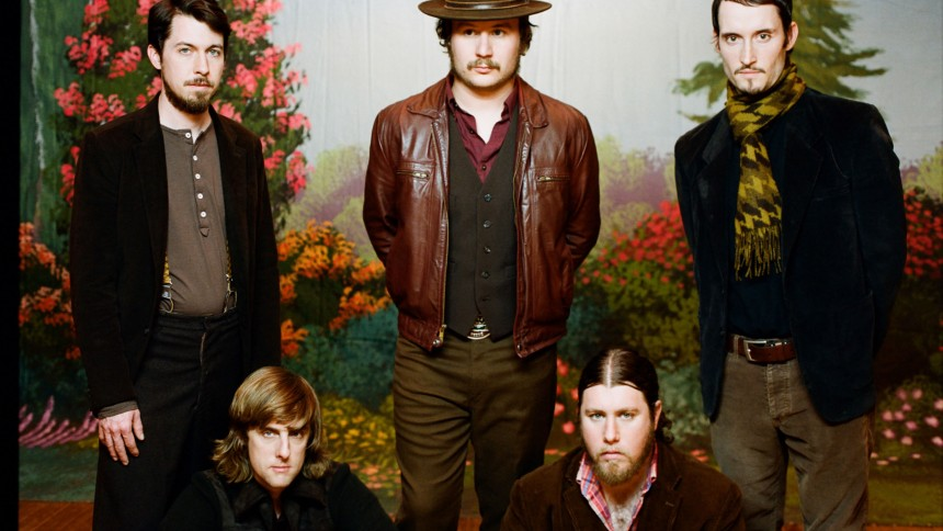 My Morning Jacket er i studiet