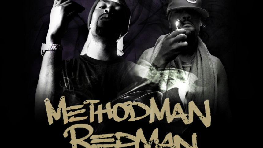 Redman & Methodman gæster Train