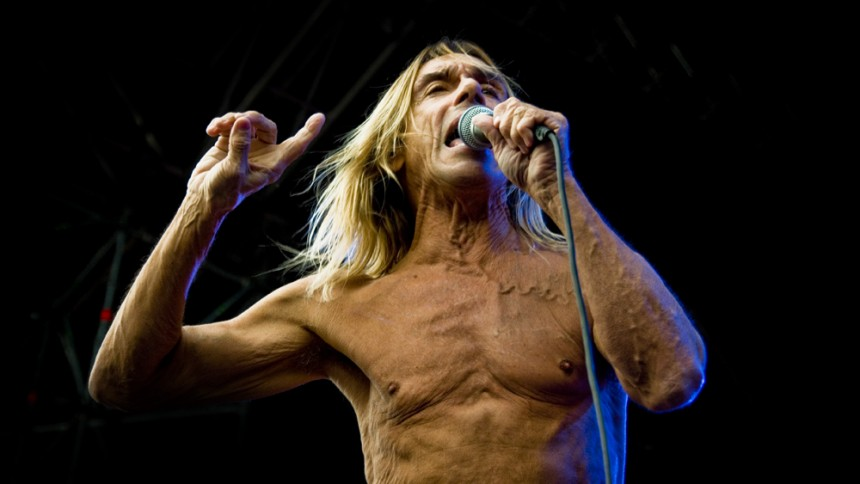 Iggy Pop & The Stooges: Enga, Øyafestivalen