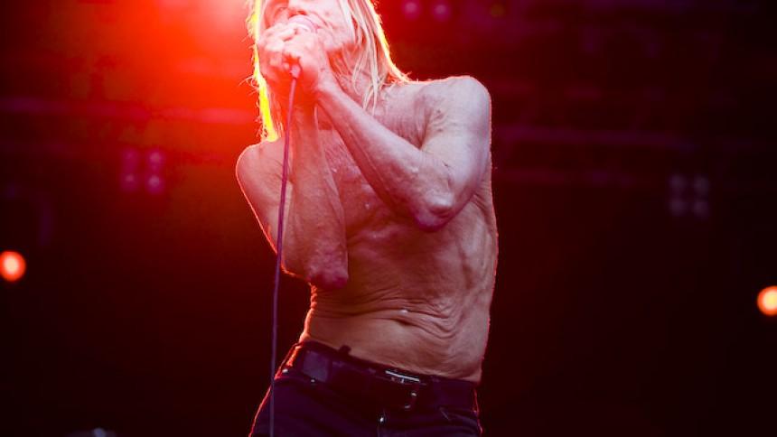 Iggy & the Stooges til Skandinavien