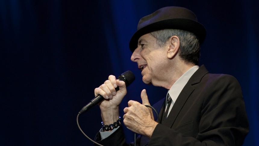 Leonard Cohen: Engen, Fruens Bøge
