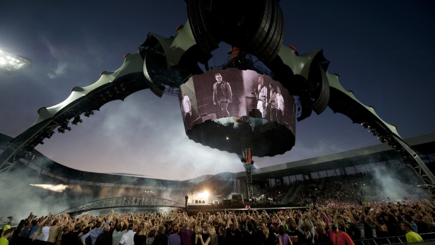 Hvordan var det? U2 i Horsens