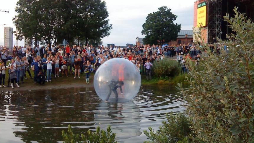 GAFFA dækkede Øya Festivalen