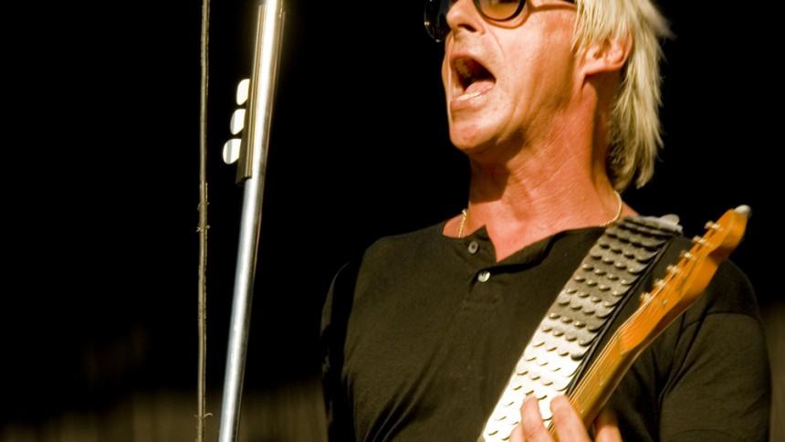 Paul Weller: Enga, Øyafestivalen