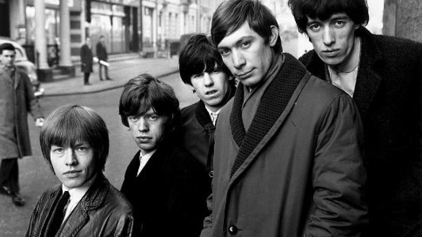 Rolling Stones genforenet med eks-bassist